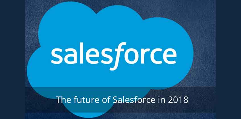 future of salesforce 2018